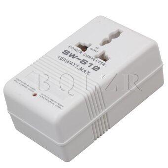 แรงดันไฟฟ้ามาตรฐานของเราเครื่องแปลงไฟ 100วัตต์ AC110V-220V