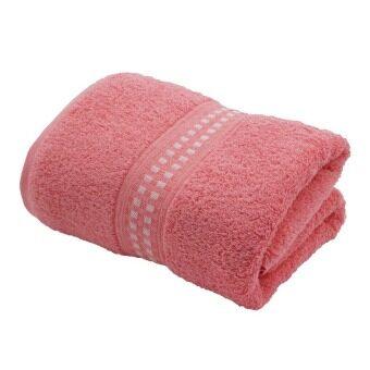 Chapeau ผ้าเช็ดตัว ขนาด 30 x 60 นิ้ว - สีชมพู