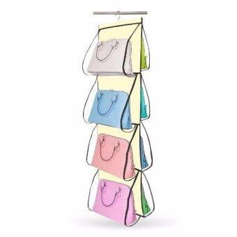 Replica Shop ถุงแขวนอเนกประสงค์ 8 ช่องHand Bag Organizer