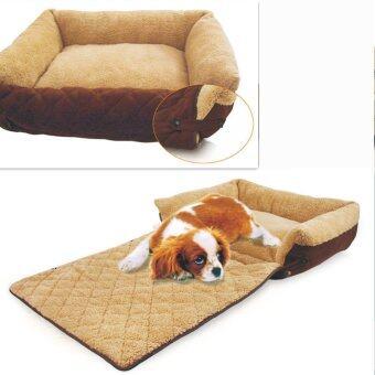 ในกรงสัตว์เลี้ยงสุนัขตัวใหญ่ซักได้รังโกลเด้นสุนัขสุนัขสุนัขตุ๊กตาโซฟาเตียงเสื่อด้วย-