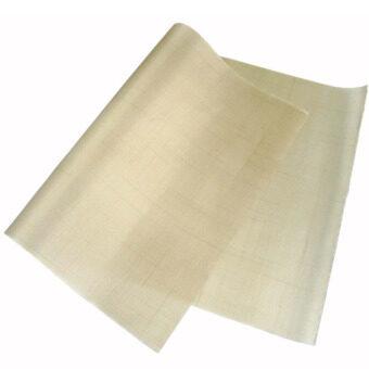 ป้องกันน้ำมันเตาบาร์บีคิวอบอุณหภูมิสูง Nonstick เสื่อผ้ากระดาษน้ำมันใช้ซ้ำ