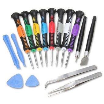 ไขควงซ่อมมือถือ Repair Tools Screwdrivers 16-piece Set (Multicolor)