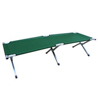 GALAXY เตียงผ้าพับสนาม รุ่น JLC040 (สีเขียว)
