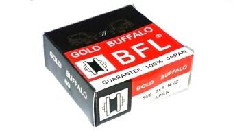 Gold Buffalo ล้อร่องกลม ขนาด 3 นิ้ว สำหรับประตูอัลลอย จำนวน 1 ขิ้น