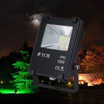 Light Farm โคมไฟ LED สปอร์ตไลท์ 10W (บาง) spotlight แสงขาว แพ็ค 1 ชุด