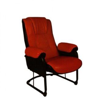 PT เก้าอี้อินเตอร์เน็ต ปรับเอนได้ รุ่น PR-236 (สีดำ/แดง)