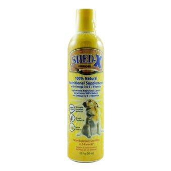 Shed-X อาหารเสริมบำรุงผิว ชนิดน้ำ สำหรับสุนัข 473ml