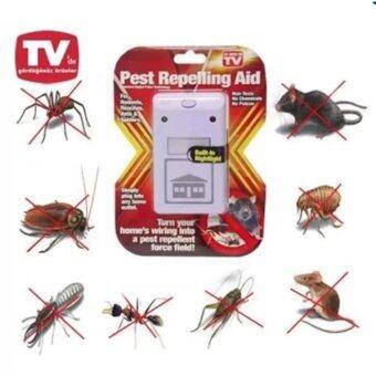 เครื่องไล่หนู แมงมุง ยุง มด และแมลง Electronic Pest Reject