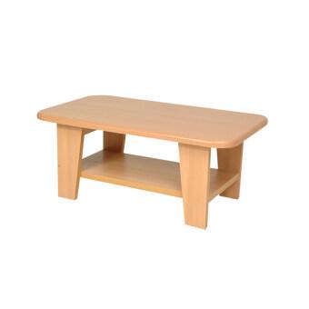 Asia โต๊ะกลางโซฟา รุ่นบิ๊กเกอร์ T94 สีบีช