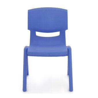 Apex เก้าอี้พลาสติกเอนกประสงค์ สำหรับเด็กเล็ก รุ่น YCX-002S (สีน้ำเงิน)