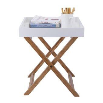 โต๊ะวางของ เอนกประสงค์ 40X40X46 cm.