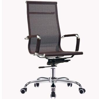 B&G โฮมออฟฟิศ เก้าอี้สำนักงาน เก้าอี้นั่งทำงาน (Black) - รุ่น A