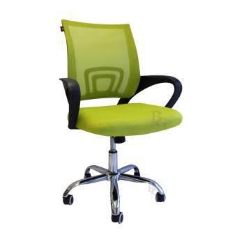 B&G โฮมออฟฟิศ เก้าอี้สำนักงาน เก้าอี้นั่งทำงาน (Green) - รุ่น B