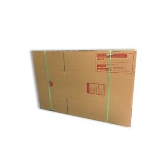 Asia กล่องไปรษณีย์ กล่องพัสดุ ขนาดE (10 ใบ)