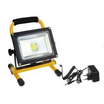 Astro ไฟสปอร์ตไลท์ LED พกพา Spotlight LED Floodlight USB Rechargeable กำลัง 30 W 2700 lumen