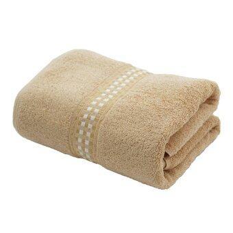 Chapeau ผ้าเช็ดตัว ขนาด 30 x 60 นิ้ว - สีเบจ