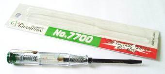 Champion ไขควงวัดไฟ ไขควงลองไฟ ไขควงเช็คไฟ 80V-300V No. 7700