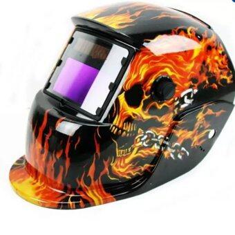 Tools Pro หน้ากากเชื่อมปรับแสงอัตโนมัติ รุ่น ADF Fire