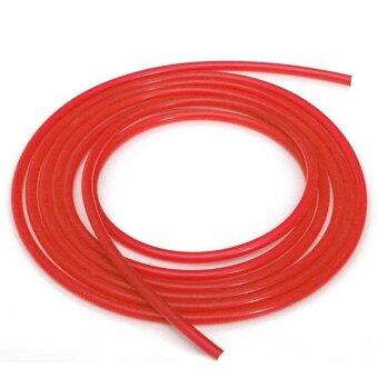 Harga 3M/10 Feet Silicone Silicon Vacuum Hose Turbo Dump Rubber Air Tube Hosing Pipe 3mm