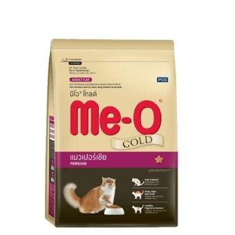 Me-o Gold อาหารแมวโต สูตรแมวเปอร์เซีย ขนาด 400g