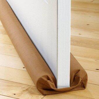 Ai Home Door Guard Blocking Dust Adjustable Door Clean Strip Prevent Insect - intl