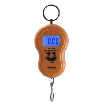 Electronic Scale เครื่องชั่งน้ำหนัก แบบพกพา