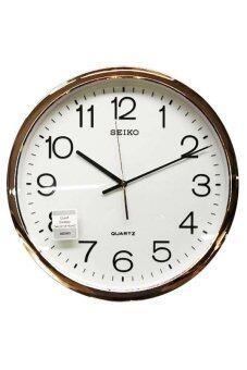 SEIKO นาฬิกาแขวน รุ่น PAA020GT 14นิ้ว (Gold)