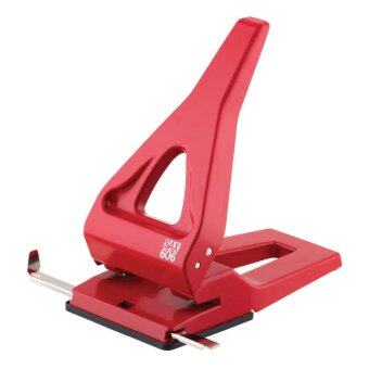 SAX เครื่องเจาะกระดาษ Power Punch รุ่น 606 - Red