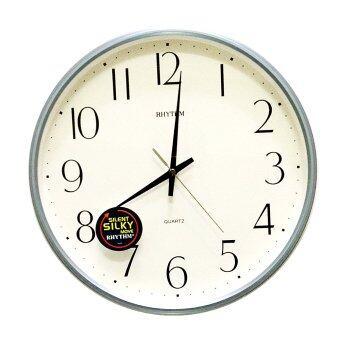 RHYTHM นาฬิกาแขวน(12.50นิ้ว) รุ่น CMG817NR04