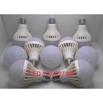 Kranchana Electric LED 12V/E27/9W แพค10หลอด