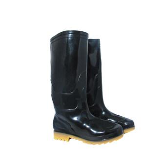 Replica Shop รองเท้าบู๊ทยาง Boot (สีดำ)