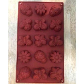 แม่พิมพ์ Silicone รูปทรงแฟนตาซีสำหรับทำ ช็คโกแล็ต วุ้น เยลลี่ น้ำแข็ง หรือพิมพ์สบู่ใช้ได้ทั้งร้อนและเย็น