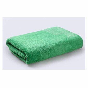 ผ้าขนหนู ผ้าเช็คตัว ผ้ารับไหว้ ผ้านาโน ขนาด30นิ้วx60นิ้ว(จำนวน1ผืน)  04