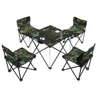 โต๊ะเก้าอี้ปิคนิค