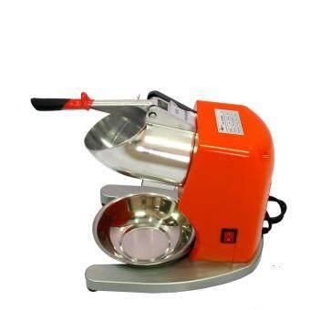 D-star เครื่องทำน้ำแข็งไสไฟฟ้า สีส้ม ทรงสูง