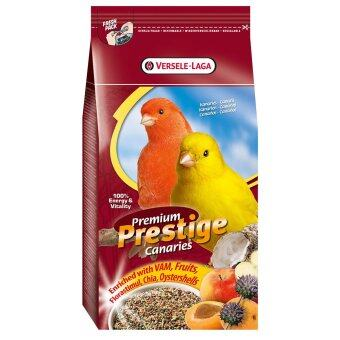 Versele-Laga เพรสทีจ อาหารนก คีรีบูน สูตรพรีเมี่ยม Prestige Premium Canaries Bird Food, 1 Kg.