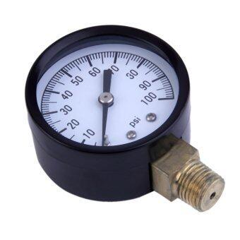 โอ้ Simmons 1305 0.., 100 PSI 1/121.92ซมด้วยเกจวัดแรงดันปั้มน้ำ TS50-100PSI
