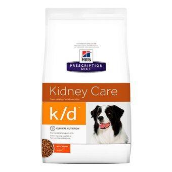 Hill's Prescription Diet k/d Canine Renal Health อาหารสุนัขชนิดเม็ด สูตรประกอบการรักษาโรคไต ขนาด1.5กก.