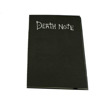 ความตายหมายเหตุ 1ชิ้นโน้ตบุ๊ก+ปากกาขนนกสมุดเขียนหนังสือ Japaness คอสเพลย์