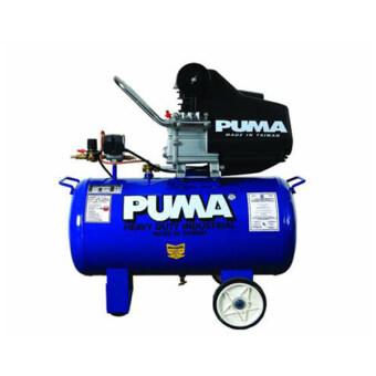 Tools Pro ปั๊มลม โรตารี่ PUMA รุ่น XM-2525 ขนาดถัง 25 ลิตร - Blue
