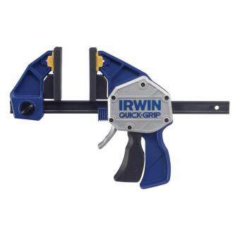 IRWIN QUICK GRIP แคลมป์จับงาน 18 นิ้ว (สีน้ำเงิน)