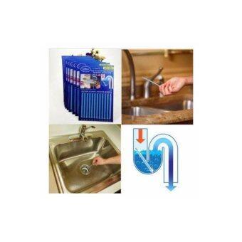 SANI Stick แท่งทำความสะอาดท่อระบายน้ำ (ซื้อ 1 แถม 1 )