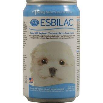 Petag Esbilac liquid นมสำหรับลูกสุนัขแรกเกิด แบบน้ำ ขนาด 236ml