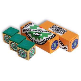 ชอล์คฝนหัวคิว NIR Super Professional Chalk - Green