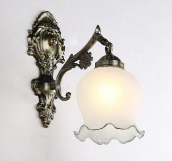 โคมไฟ LED ติดผนังห้องนอน แสง: สีส้ม