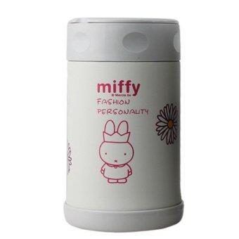 TGhome หม้อซุป/กล่องข้าวเก็บความร้อน Miffy 500 ml.