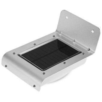 โคมไฟ Solar cell 3 Mode จับความเคลื่อนไหว