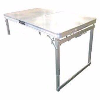 S.world โต๊ะพับ ปิคนิค โต๊ะพับอเนกประสงค์ โต๊ะอลูมิเนียม แข็งแรง พับเก็บง่าย