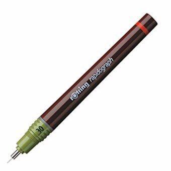 ปากกาเขียนแบบ rOtring Rapidograph (ขนาดหัว 0.3mm.)