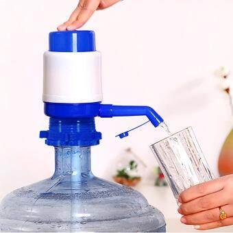 รีวิว HHsociety ที่ปั๊มน้ำดื่มแบบมือกด Drinking Water Pump check ราคา